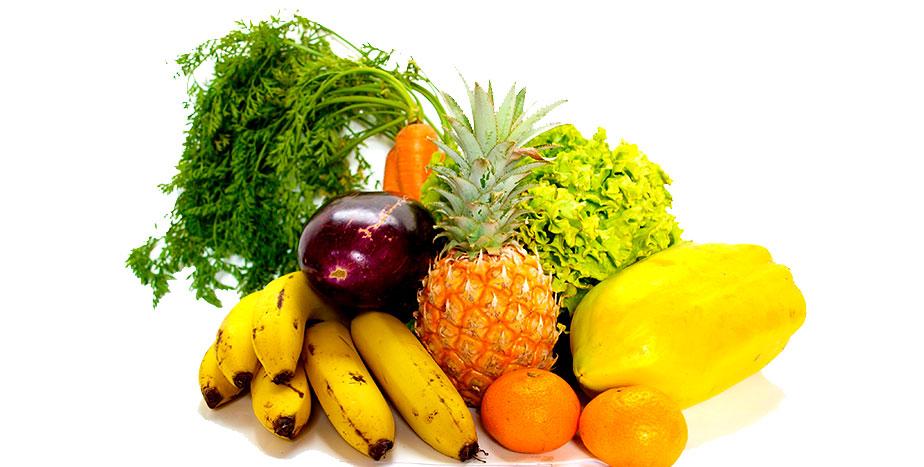 fruits et legumes Vivea